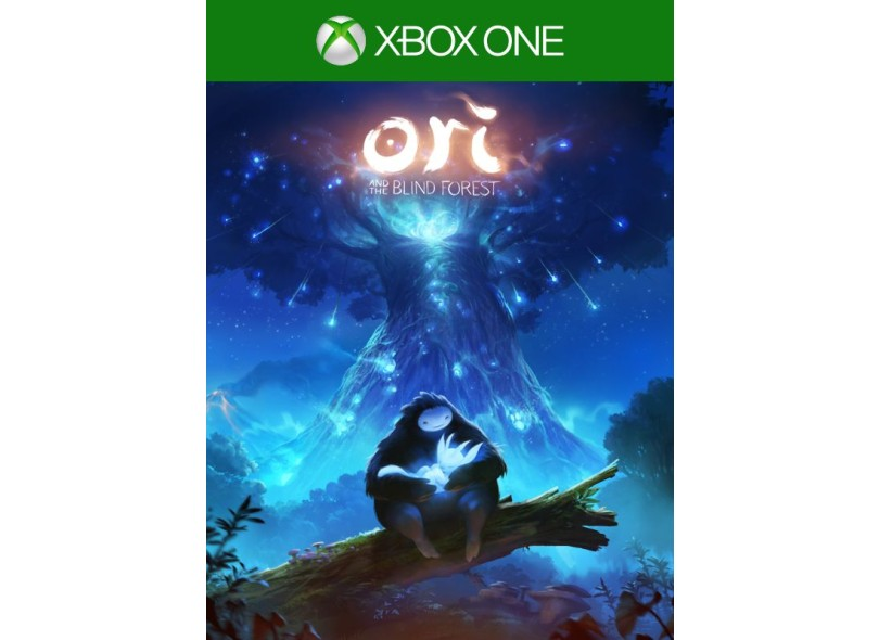 Jogo Ori and The Blind Forest Xbox One Microsoft