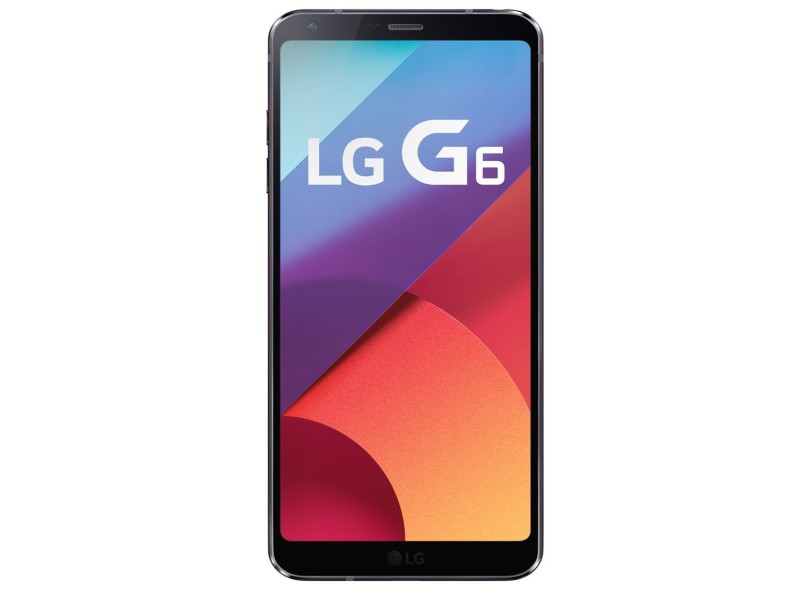 Smartphone LG G6 32GB 13,0 MP Android 7.0 (Nougat) 3G 4G Wi-Fi