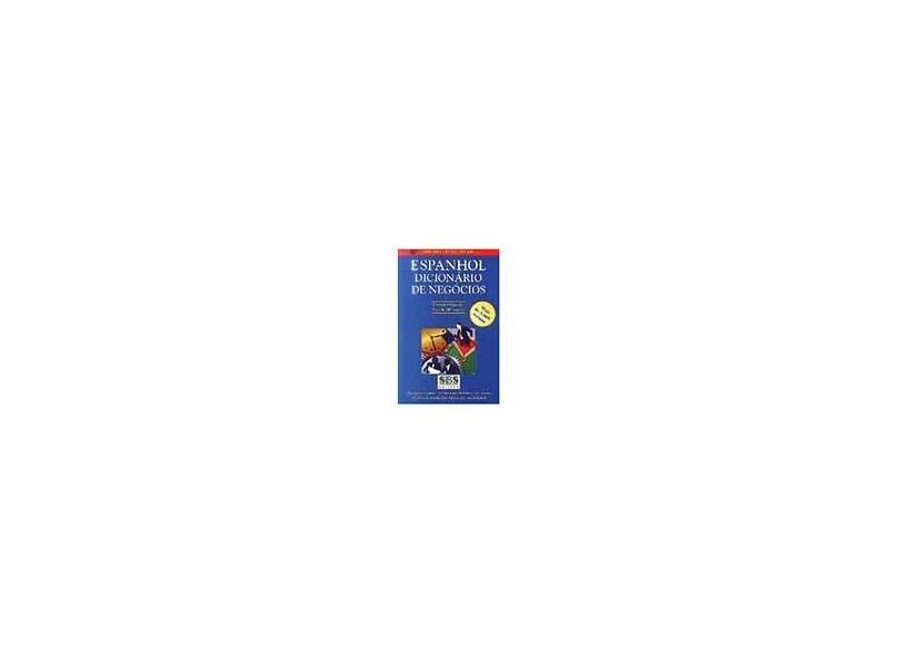 Espanhol Dicionário De Negócios - Português-Espanhol / Espanhol-Português - Collin, P.h. - 9788587343321