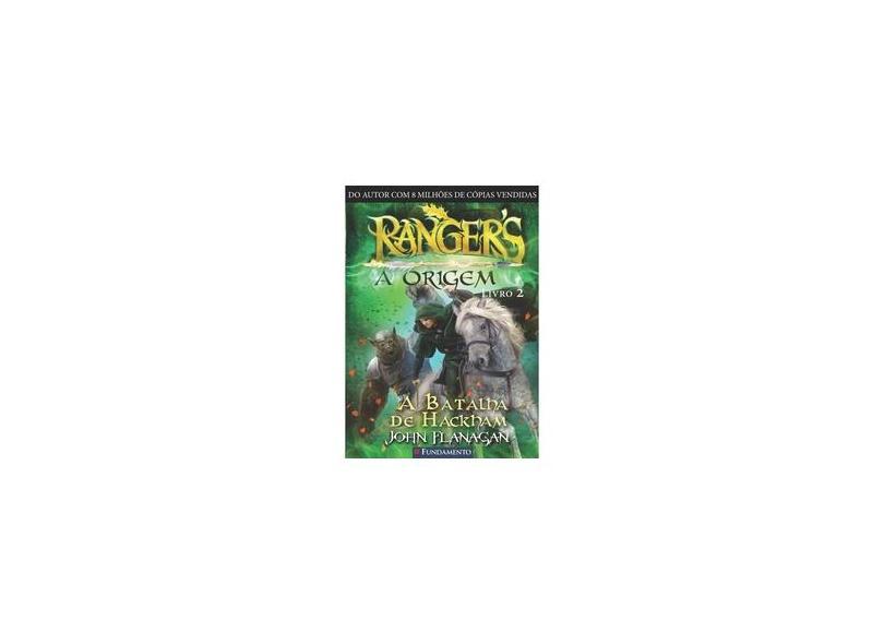 Rangers - A Origem - A Batalha De Hackham - Livro 2 - John Flanagan - 9788539507504