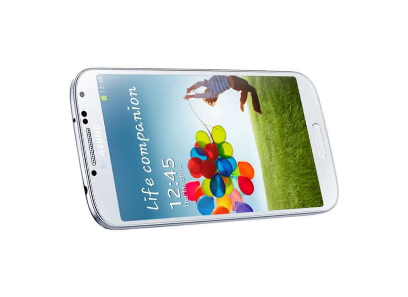 Smartphone Samsung Galaxy S 4 GT-I9505 Câmera 13 Megapixels Desbloqueado 16 GB Android 4.2.2 (Jelly Bean) 3G Wi-Fi