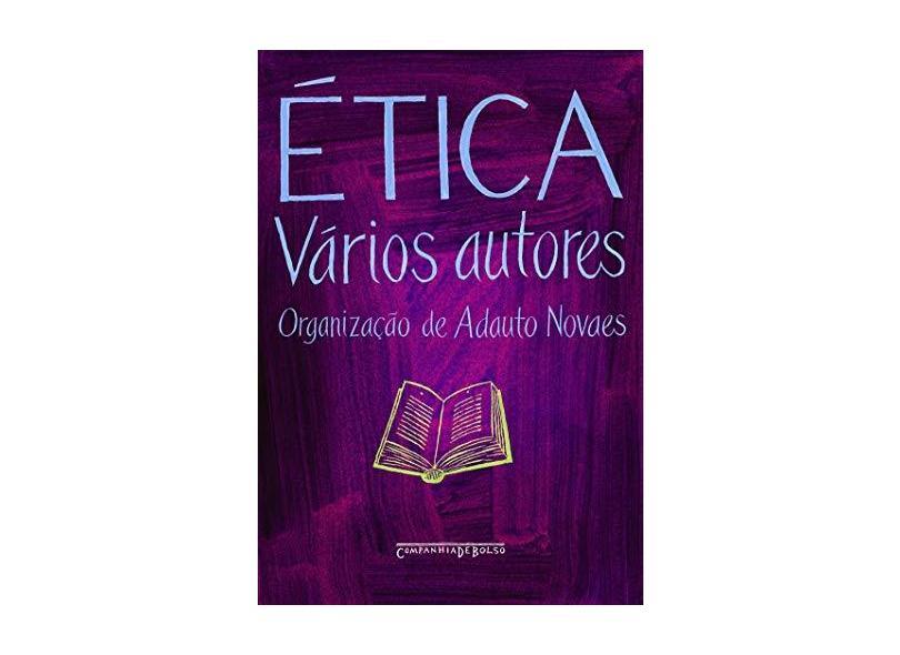 Ética - Ed. De Bolso - Novaes, Adauto - 9788535909548