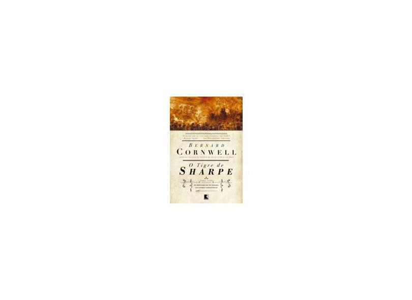 O Tigre de Sharpe - Cornwell, Bernard - 9788501070500