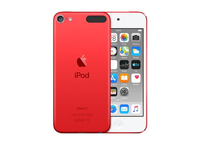 iPod Apple Touch 7 Vermelho 32 GB