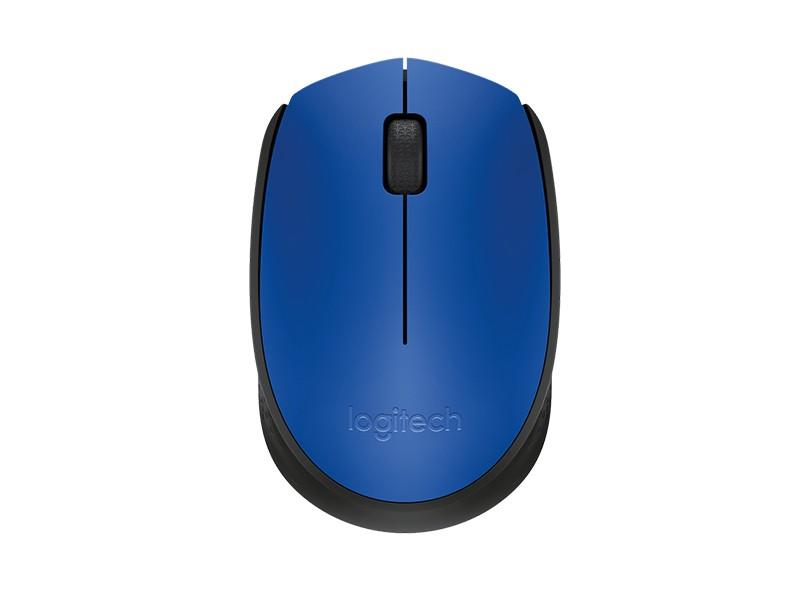 Mouse Óptico sem Fio M170 - Logitech