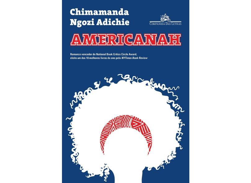 Americanah - Chimamanda Ngozi Adichie - 9788535924732