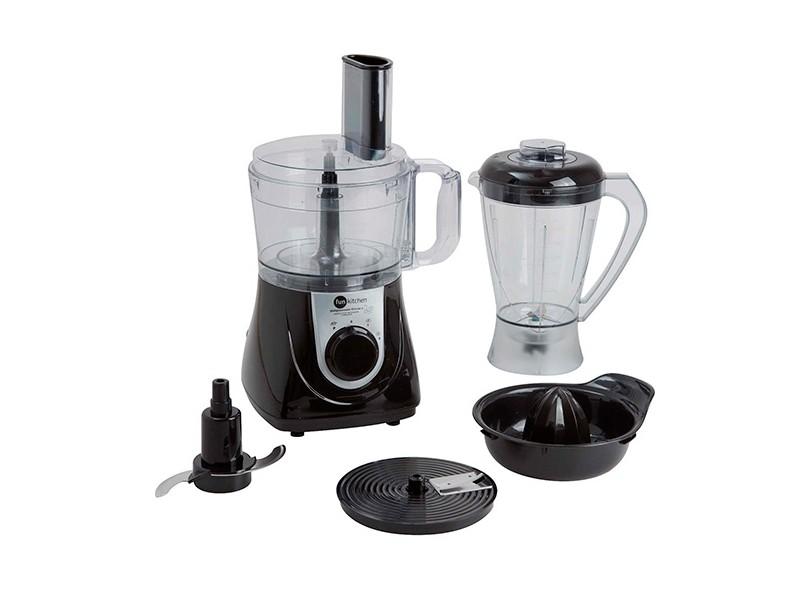 Processador de Alimentos com Liquidificador Fun Kitchen 3 em 1 33301047