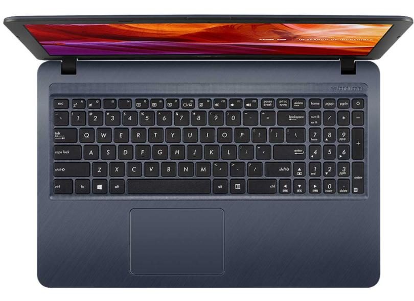 "Notebook Asus VivoBook Intel Core i3 7020U 4 GB de RAM 256 GB 15.6 "" Full Windows 10 X543UA-DM3459T"