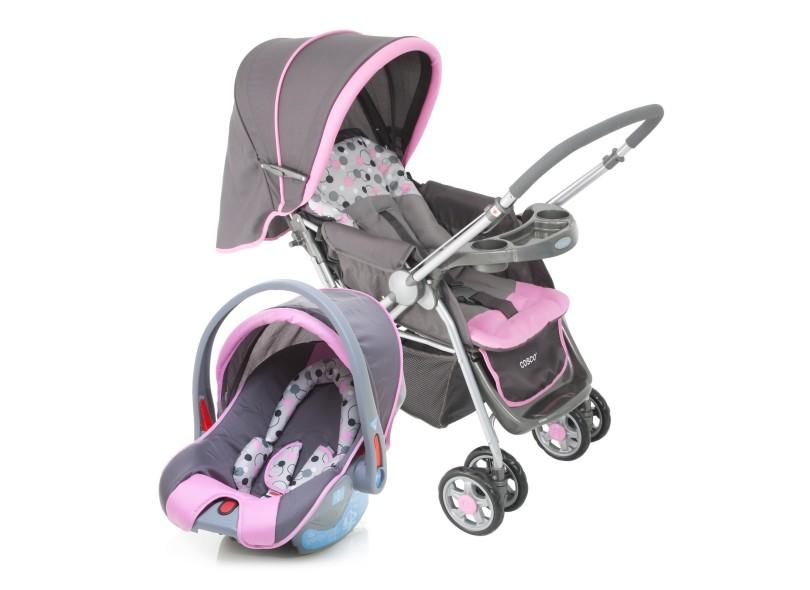 Carrinho de Bebê Travel System Cosco Reverse