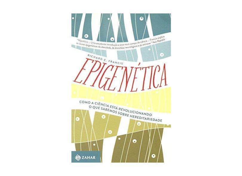 Epigenética - Capa Comum - 9788537814017