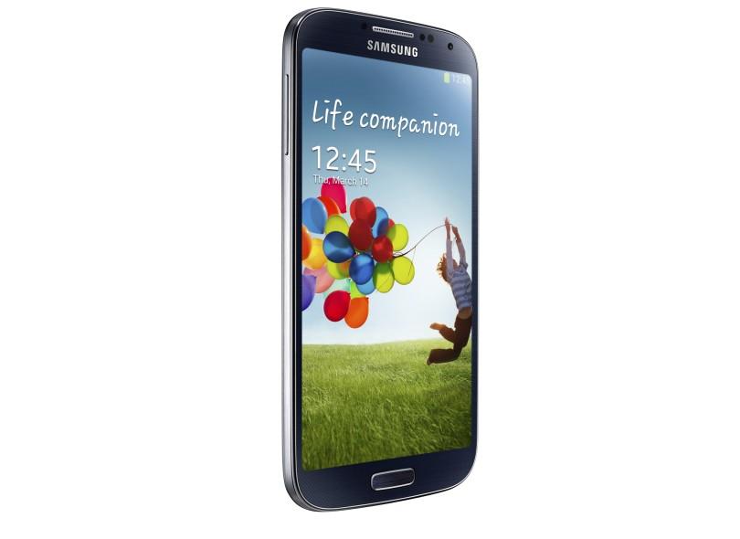 Smartphone Samsung Galaxy S 4 GT-I9505 Câmera 13,0 Megapixels Desbloqueado 16 GB Android 4.2 (Jelly Bean Plus) 4G 3G Wi-fi