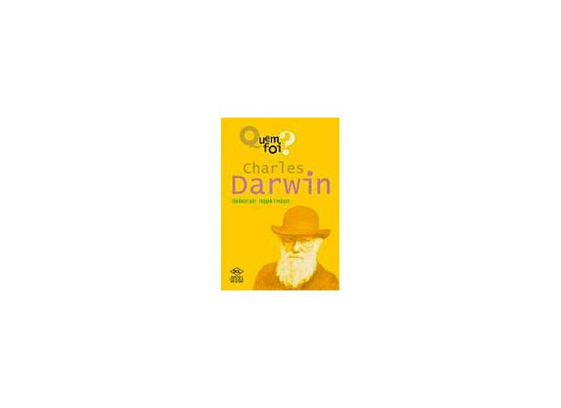 Quem Foi ? Charles Darwin - Hopkinson, Deborah - 9788536802633