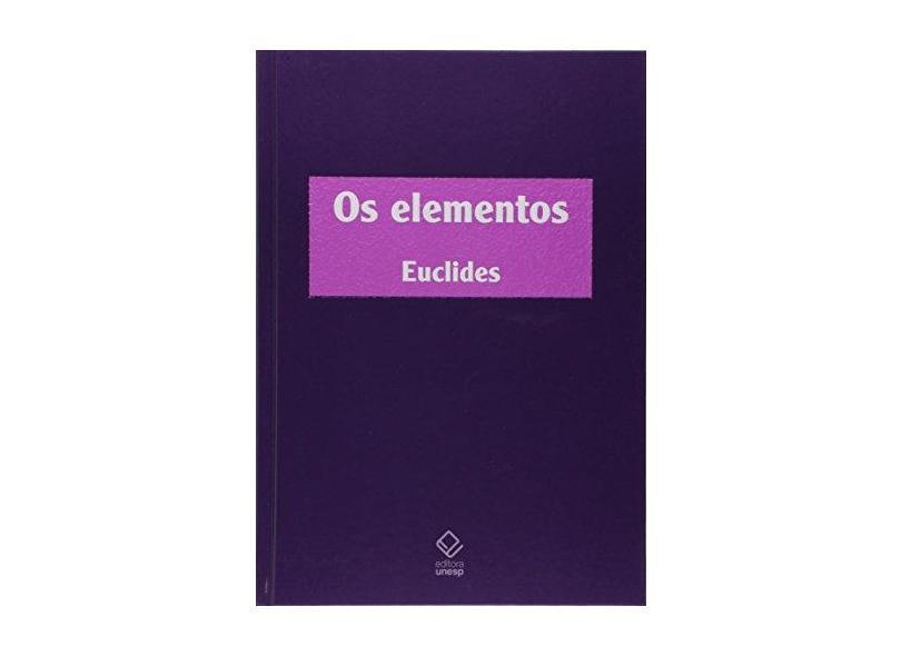 Os Elementos - Euclides - 9788571399358