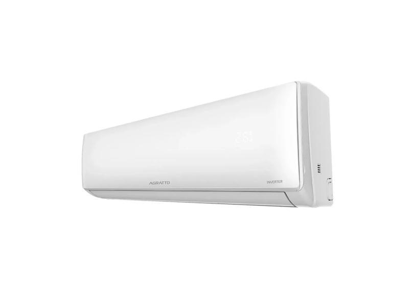 Ar-Condicionado Split Hi Wall Agratto Eco 18000 BTUs Inverter Controle Remoto Frio EICS18FR4-02