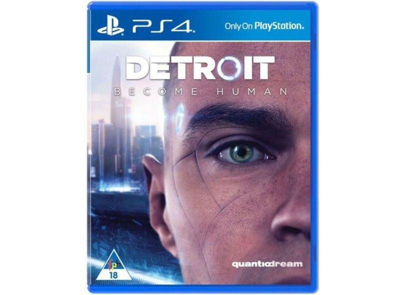 Jogo Detroit Become Human PS4 Sony