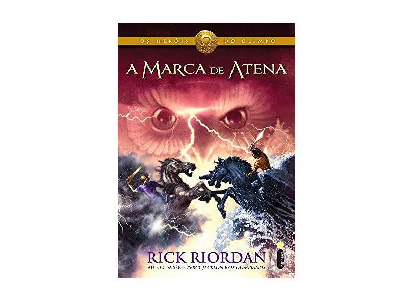 A Marca de Atena - Riordan, Rick - 9788580573107