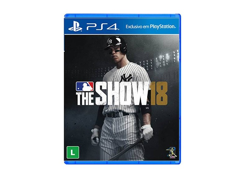 Jogo MLB The Show 18 PS4 Sony