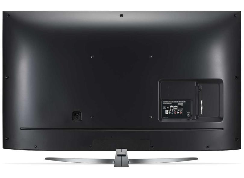 "Smart TV TV LED 65 "" LG ThinQ AI 4K Netflix 65UM7650PSB 4 HDMI"
