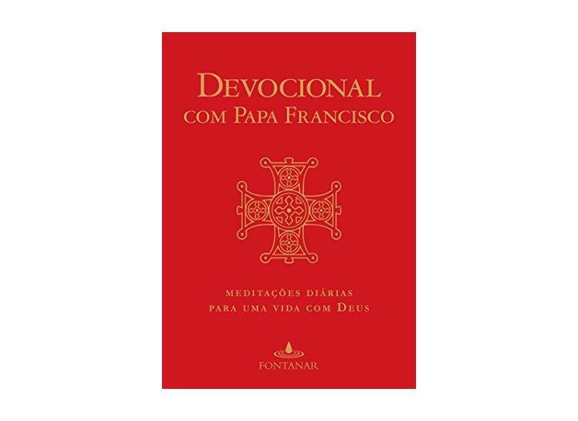 Devocional Diário com Papa Francisco - Jorge Bergoglio - 9788584390472