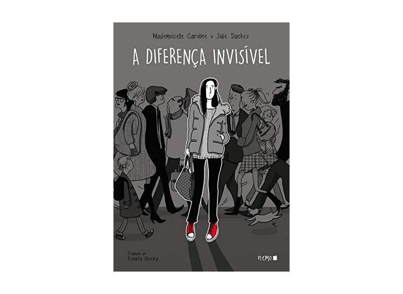 A Diferença Invisível - Dachez, Julie - 9788582863985