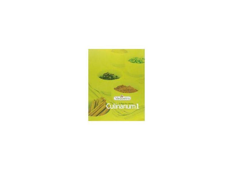 Vaqueiro Culinarium. A Magia dos Sabores - Vários Autores - 5601165000994