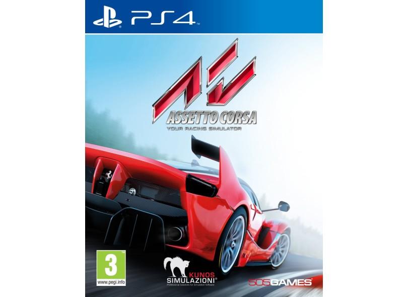 Jogo Assetto Corsa PS4 505 Games