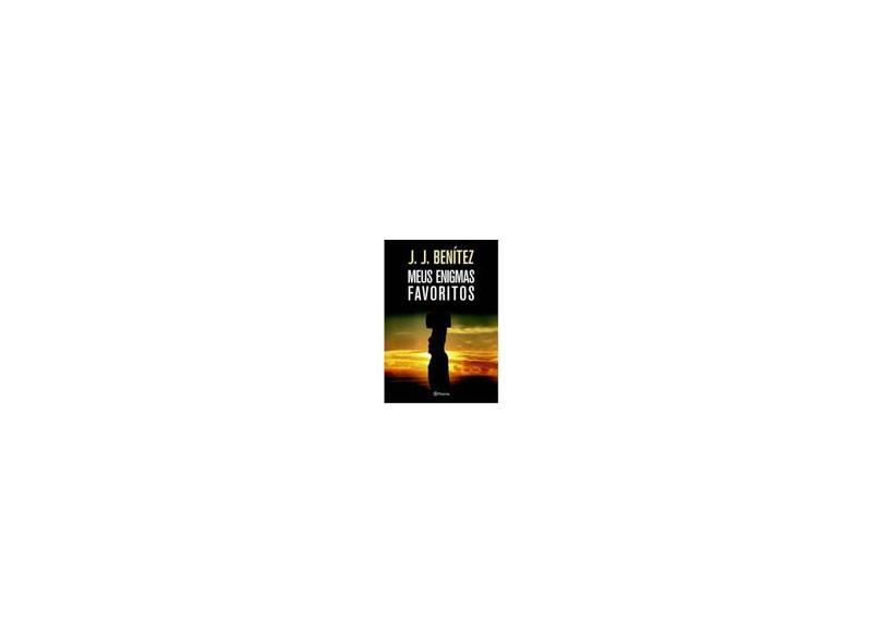 Meus Enigmas Favoritos - Benítez, J.j. - 9788542200836