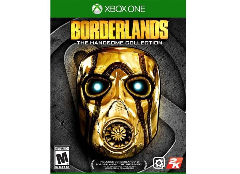 Jogo Borderlands Xbox One 2K