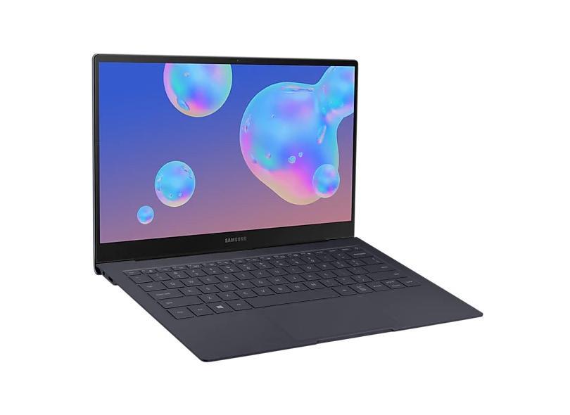 """Notebook Samsung Galaxy Book S Intel Core i5 8 GB de RAM 13.3 """" Touchscreen Windows 10 NP767XCM-K01BR"""
