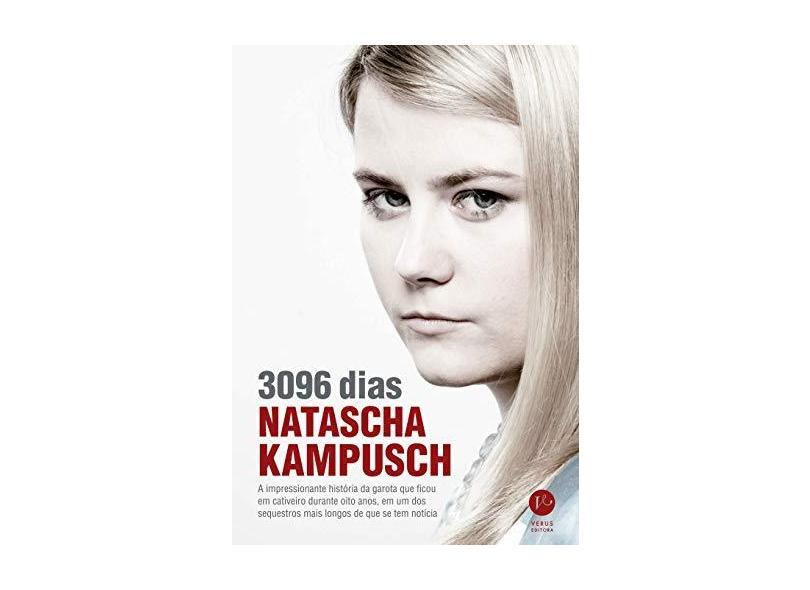 3096 Dias - Kampusch, Natascha - 9788576861072