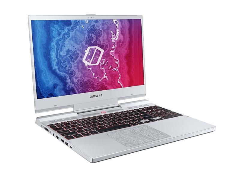 "Notebook Gamer Samsung Odyssey Intel Core i5 9300H 9ª Geração 8 GB de RAM 1024 GB 15.6 "" Full GeForce GTX 1650 Windows 10 NP850XBD"