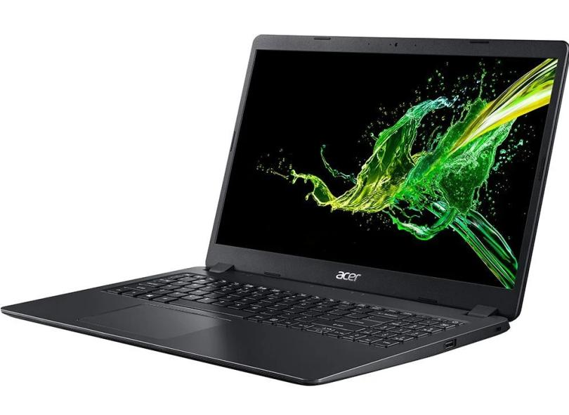 "Notebook Acer Aspire 3 AMD Ryzen 5 3500U 8.0 GB de RAM 1024 GB 15.6 "" Radeon 540X Windows 10"