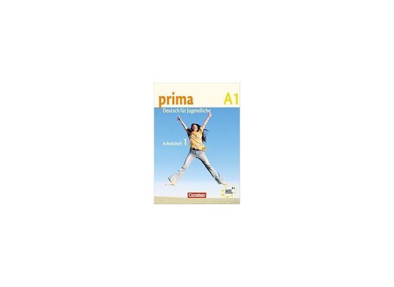 """Prima A1, Band 1 Arbeitsbuch Deutsch Fur Jugendli - """"cornelsen Verlag"""" - 9783060200528"""