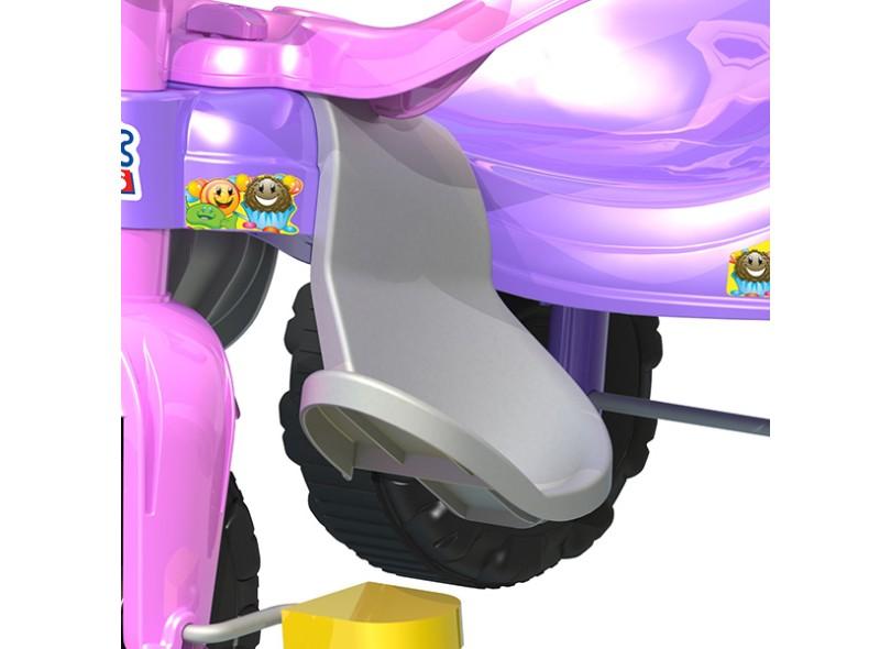 Triciclo com Pedal Magic Toys Smart Super Feminino 2561