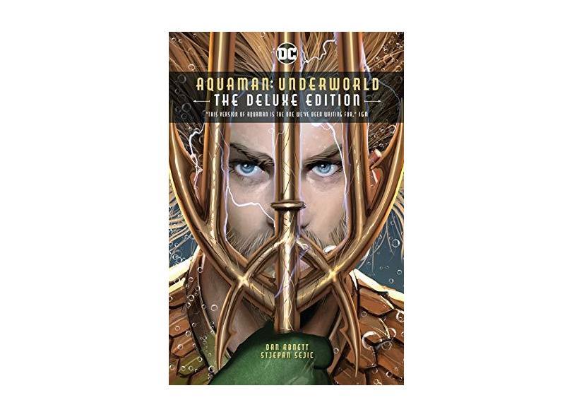 Aquaman: Underworld Deluxe Edition - Abnett,dan - 9781401285043