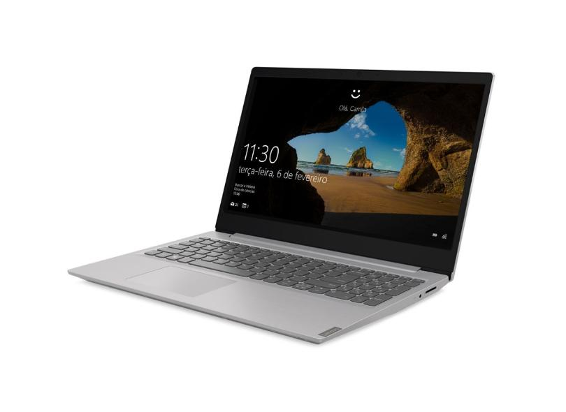 "Notebook Lenovo IdeaPad S145 AMD Ryzen 5 3500U 8.0 GB de RAM 1024 GB 15.6 "" Windows 10 81V70004BR"