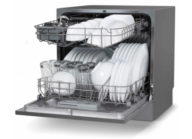 Lava-louças 8 Serviços Midea DWA08S