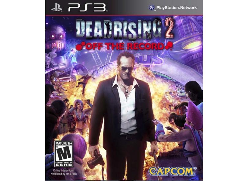 Jogo Dead Rising 2: Off the Record Capcom PS3