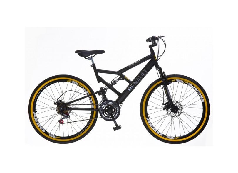 Bicicleta Colli Bikes Renault Aro 26 21 Marchas Dupla Suspensão 549