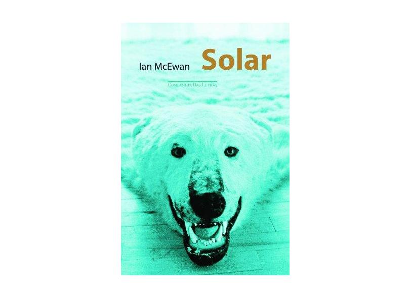 Solar - Mcewan, Ian - 9788535917512