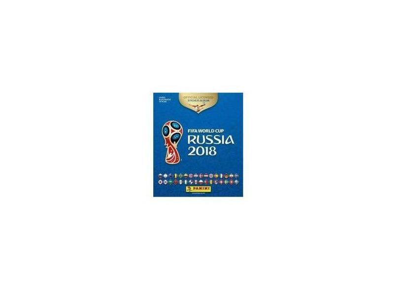 Cartão Copa 2018 - Caixa (+ 60 Figurinhas) - Vários Autores - 7893614045313