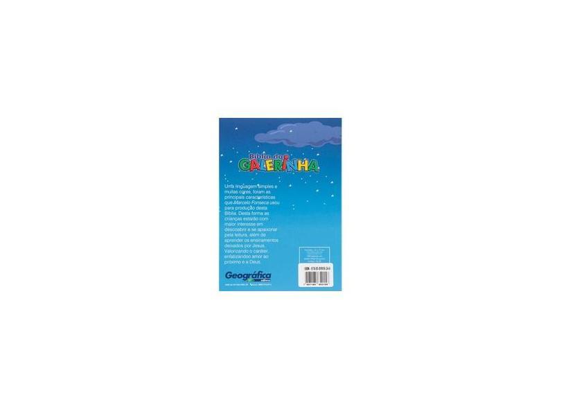 Bíblia Infantil da Galerinha - 5ª Ed. - Fonseca, Marcelo; Fonseca, Marcelo - 7897185852158
