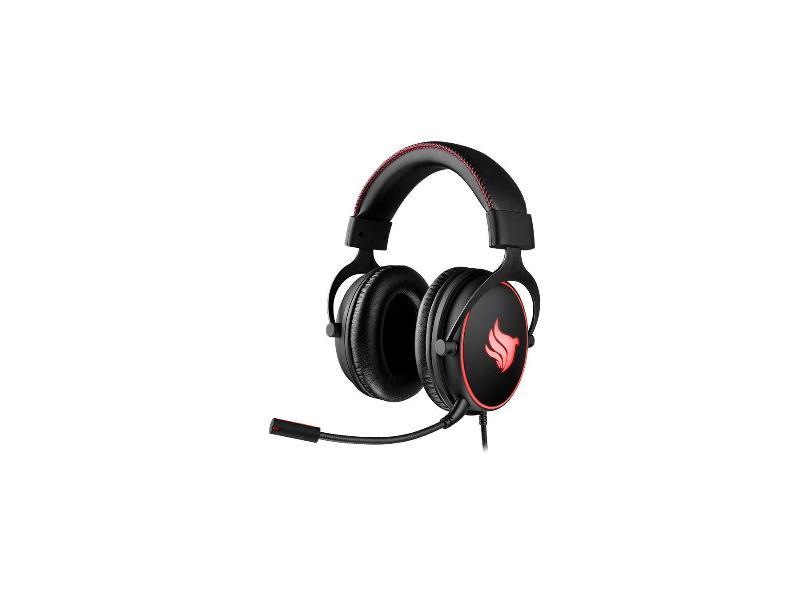 Headset Gamer com Microfone Pichau PGH-P851-RGB