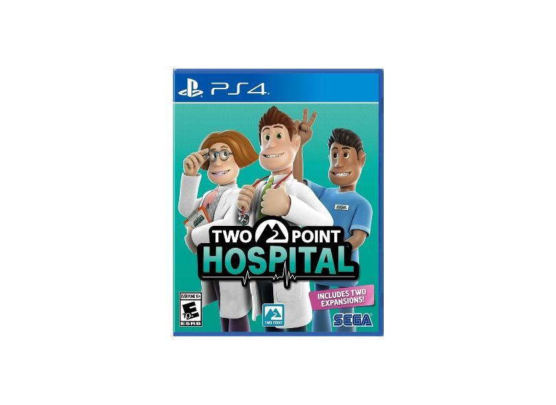 Jogo Two Point Hospital PS4 Sega