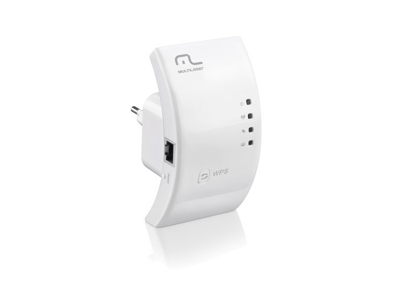 Roteador Wireless 300 Mbps RE051 - Multilaser