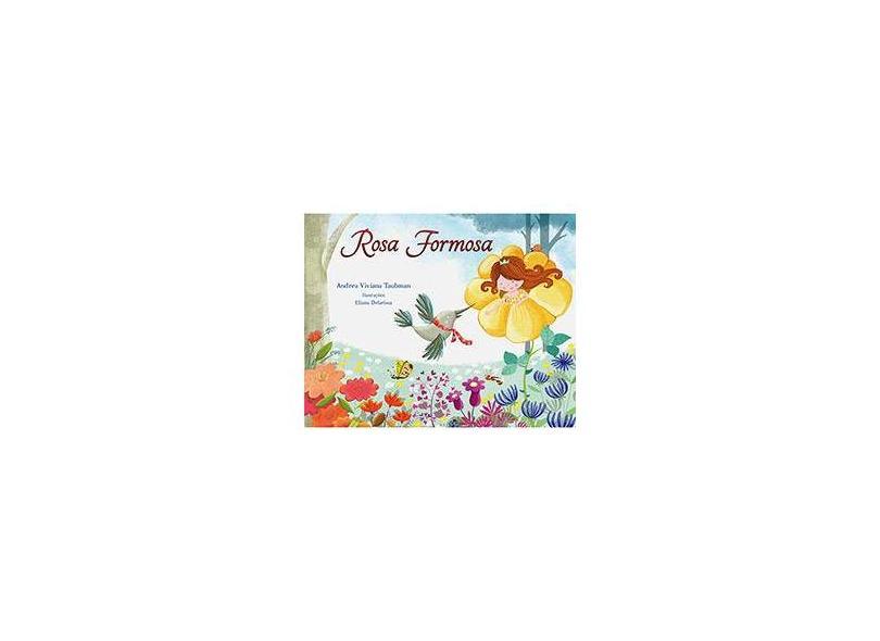 Rosa Formosa - Andréa Viviana Taubman - 9788534936408