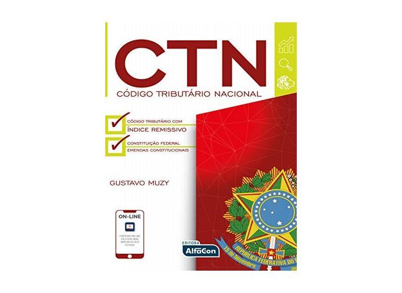 CTN. Codigo Tributario Nacional - Wilza Castro - 9788583394402