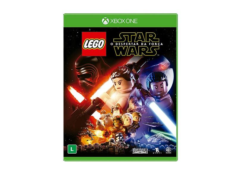 Jogo Lego Star Wars O Despertar da Força Xbox One Warner Bros