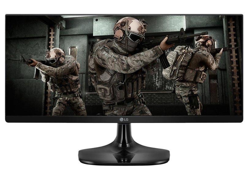 """Monitor LED IPS 25 """" LG Full 25UM58G"""