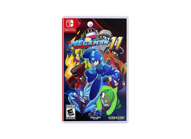 Jogo Capcom Nintendo Switch